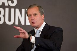 Lt. Gov. David Dewhurst at TribLive in Austin, TX, Jan 24, 2013