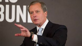 Lt. Gov. David Dewhurst at a TribLive event in Austin on Jan 24, 2013.
