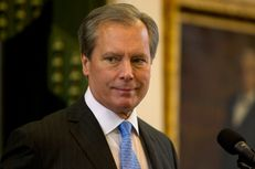 Lt. Gov. David Dewhurst on opening day of 83rd Legislative Session, Jan. 8, 2013