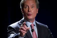 Lt. Gov. David Dewhurst at a U.S. Senate candidate debate on Jan. 12, 2012, in Austin.