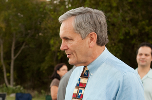 US Congressman Lloyd Doggett D-25 D