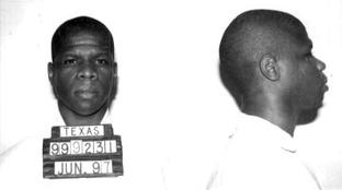 Death row inmate Duane Buck, Texas Department of Criminal Justice photo