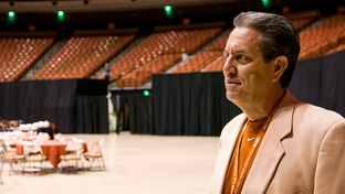 John Graham, director of UT's Frank Erwin Center.