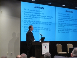 Keith Phillips, senior economist, Federal Reserve Bank of Dallas