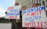 Families waiting for their immigration status to be determined could soon be held in detention centers in Texas. But as Erika Aguilar of KUT News reports, some immigrants' rights advocates fear that the practice of detaining families could return as well.