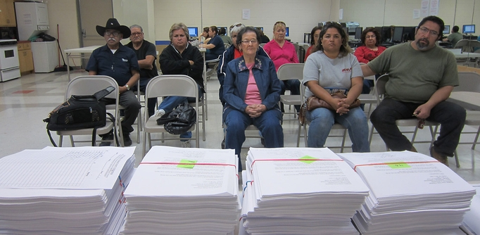 Opponents have collected almost 6,000 signatures against the project.