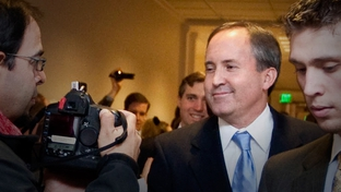 State Rep. Ken Paxton, R-McKinney, after failing to win the endorsement of GOP caucus members for House speaker on Jan. 10, 2011.