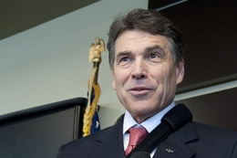 Rick Perry at the Republican Party of Texas, Thursday March 8, 2012