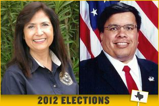 State Board of Education member Charlie Garza, R-El Paso, faces a general election challenge from Democrat Martha Dominguez.