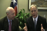 Kirk Watson hosts an online town hall with Bill White.