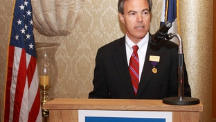 House Speaker Joe Straus is named Mr. South Texas 2011.