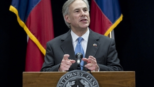 Texas Attorney General Greg Abbott