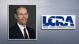LCRA General Manager Tom Mason