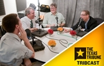 On the 100th episode of the TribCast, Ross, Reeve, Ben and Mark discuss the coverage of Gov. Rick Perry's hunting camp, President Barack Obama's visit to Texas and the upcoming Republican debate.