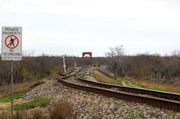 When digging gets underway, the substandard coal will be carried by train from the site in rural Maverick County through the center of Eagle Pass, Texas - Saturday, February 4, 2012