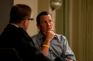 Lance Armstrong at a TribLive event on April 21, 2011.