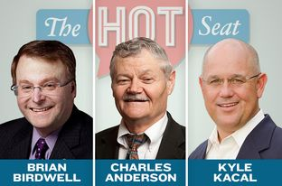 "The Hot Seat: Waco - Featuring Sen. Brian Birdwell, Rep. Charles ""Doc Anderson"" and Rep. Kyle Kacal"