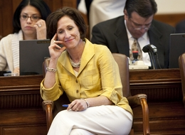 Rep. Lois Kolkhorst R-Brenham during HB5 debate on House floor June 15th, 2011