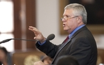 Rep. Burt Solomons R-Carrollton, during SB 31 debate in Texas House on May 20th, 2011