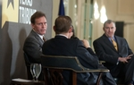 For our latest TribLive event, I talked about federal health care reform  and the consequences of the state's budget shortfall on health and human  services programs with state Rep. John Zerwas, R-Simonton, Anne  Dunkelberg of the Center for Public Policy Priorities and Tom Banning of  the Texas Academy of Family Physicians.