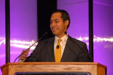 San Antonio Mayor Julian Castro