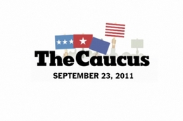 "New York Times ""The Caucus"""