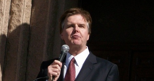 State Sen. Dan Patrick, R-Houston.