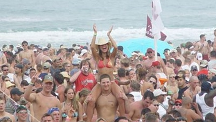 South Padre Spring Break