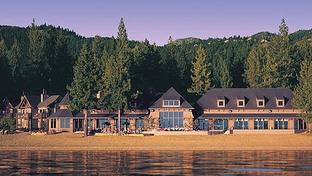 The Association of General Contractors in 2006 sent eight state lawmakers to the Hyatt Lake Tahoe resort in Nevada.