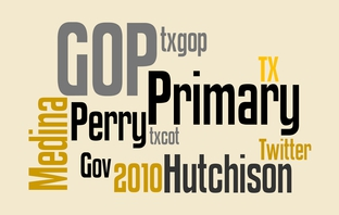 A view of the GOP governor's race from Twitter.