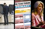 This week in the Newsreel: The first round of the 2014 primaries is over, meaning candidates are celebrating victories, regrouping after defeats or heading to the runoffs.
