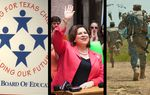 This week in our Texas Political Roundup: The State Board of Education hears testimony on what should be included in social studies textbooks, state leaders unveil plan to extend the border surge, and state Sen. Leticia Van de Putte makes her candidacy for San Antonio mayor official.