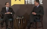 At our TribLive conversation last Thursday, Speaker Joe Straus talked about whether the Texas House would consider raising taxes to pay down part of the budget shortfall.
