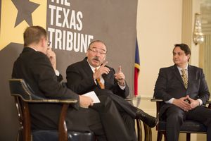 Full video of my 9/10 TribLive conversation with Texas Democratic Party Chairman Gilberto Hinojosa and Republican Party of Texas Chairman Steve Munisteri.