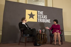 At our 11/6 TribLive conversation, Texas Railroad Commission Chairman Christi Craddick talked about the impact of the shale boom on the state.
