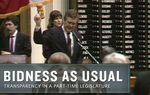 The last substantial Texas ethics reforms passed during the 72nd legislative session. It wasn't easy then — and won't be easy now. But members pushing for new rules say they're optimistic that their colleagues will support making the state's business more transparent.