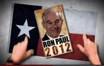 "Showing no signs of quitting the 2012 race, Ron Paul is attacking his Republican rivals in a new ad as a ""debt-raising fiscal liberal,"" a ""moon colony guy"" and a ""moderate from Massachusetts"" — and playing up his Texanness."