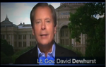 "Promising an ""unapologetically conservative"" campaign, Lt. Gov. David Dewhurst today jumped into the Republican primary race to succeed Kay Bailey Hutchison in the U.S. Senate. Among other promises he made in a video sent to supporters, he pledged to support the controversial ""Cut, Cap and Balance"" budget plan under discussion in Congress."