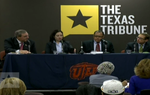 At our TribLive conversation at the University of Texas at El Paso on 11/16, state Sen. Jose Rodriguez, D-El Paso, and state Reps. Naomi Gonzalez, D-El Paso, and Dee Margo, R-El Paso, discussed cuts to public and higher education and other byproducts of the 82nd Session.
