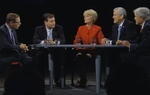 On Wednesday night, I sat down with four leading intended GOP candidates for the U.S. Senate: Ted Cruz, Elizabeth Ames Jones, Tom Leppert and Roger Williams. We talked about Paul Ryan's Medicare plan, the war in Afghanistan, the Tea Party and more.
