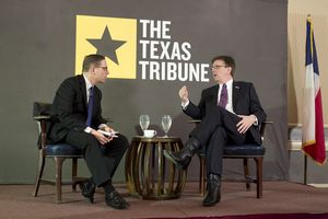 At our 1/27 conversation, Lt. Gov. Dan Patrick talked about why open carry legislation isn't necessarily going to pass in the 84th session.