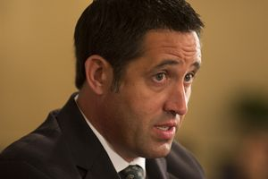 At Thursday's TribLive conversation, State Sen. Glenn Hegar, R-Katy, a candidate for Texas comptroller in 2014, assessed the the candidacy and campaign of Mike Collier, his Democratic opponent in November's general election.