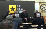 At last Friday's Hot Seat conversation at the University of Texas of the Permian Basin, state Reps. Tom Craddick, R-Midland, and Tryon Lewis, R-Odessa, and state Sen. Kel Seliger, R-Amarillo, declined to endorse their party's likely 2012 presidential nominee.