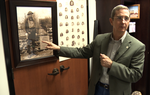 In our latest HuTube vlog episode, we go inside the Texas Land Commissioner's office, which is full of military memorabilia and more. The retired Marine and the author of the Texas concealed handgun law was kind enough to take us on a quick tour. Wait 'til you see the pièce de résistance.