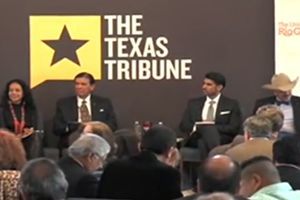 We're livestreaming our discussion on the future of immigration in Texas with UT-Brownsville's Guadalupe Correa-Cabrera, State Sen. Eddie Lucio Jr., State Rep. Eddie Lucio III, and Rio Grande City Mayor Ruben O. Villarreal.