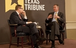 Full video of our 1/12 TribLive conversation with the conservative activist, who heads the watchdog groups Empower Texans and Texans for Fiscal Responsibility.