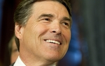As Gov. Rick Perry mulls the possibility of entering the GOP presidential primary, the Tribune takes a look at how he has crafted his image in a series of campaign ads through the years.