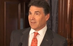 "Gov. Rick Perry said Wednesday that ""sanctuary cities"" legislation is still important to him but is in the hands of the Texas Senate."