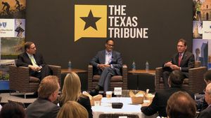 At our 8/18 TribLive conversation in Richardson, I talked with state Reps. Garnet Coleman, D-Houston, and John Zerwas, R-Simonton, about health care and the 84th Legislature.
