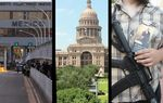 In the Roundup: With lawmakers now more than two months into the legislative session, they are not wasting any time passing bills. The Senate has passed an open carry bill and a campus carry bill, while the House endorsed a border security measure.